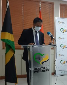 Jamaica to get 50,000 covid vaccines from India next week
