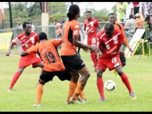 Bubble style Jamaica Premier League?