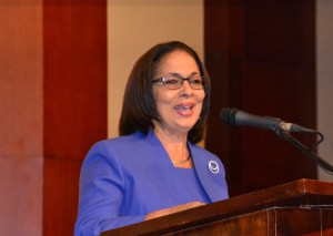 Labour Minister Shahine Robinson has died