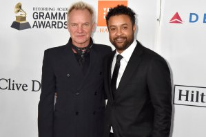 Shaggy one of two major acts to take part in ABC's Christmas Special