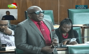 Opposition Senator Floyd Morris expresses concern that PATH is failing to break inter-generational cycle of poverty