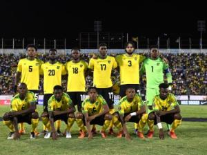 Reggae Boyz end 2020 in top 50 of FIFA Ranking