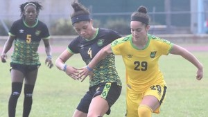 Reggae Girlz striker Kayla McKoy out of World Cup with injury