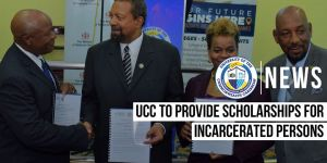 Inmates get scholarships to study at UCC