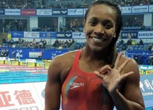 Alia Atkinson named to technical committee of the Union Americana de Nacion for 2019 to 2023 period