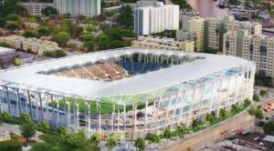 Problems at Proposed stadium site for David Beckham's Inter Miami franchise in the MLS
