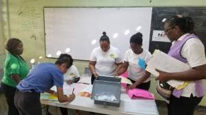 Counting underway, following close of polls in Clarendon South East by-election