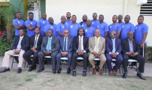 The JFF has begun the process of decentralizing its coaching education programme