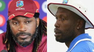 "Curtly Ambrose calls Chris Gayle's plans to back track on his retirement … as ""utter nonsense"""