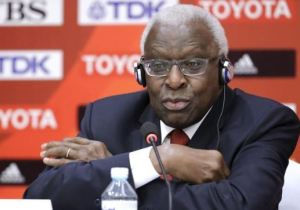 French judges today adjourned the trial of Lamine Diack