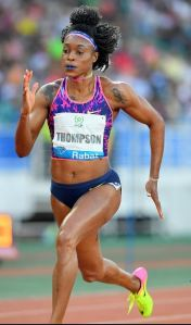 Elaine Thompson and Natoya Thompson headline six Jamaicans in Paris Diamond League