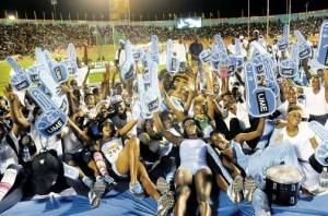 Calabar and Edwin Allen retain their ISSA Boys and Girls Champs' titles
