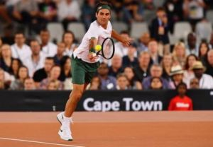 Roger Federer has joined the list of sports stars helping out the needy during the Corona Virus outbreak