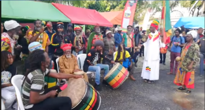 Patrons at IRIE FM's Marcus Garvey tribute express support for a national Garvey day
