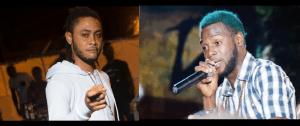 Dancehall entertainers in tussle over studio time