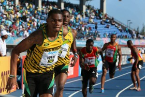 Big money for Jamaicans and other athletes at IAAF World Relays this weekend