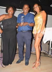 Jamaican born DJ Mikey Mike honoured by JHSASN