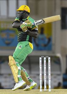 Kenar Lewis replaces Xavier Marshall in the Jamaica Tallawahs squad