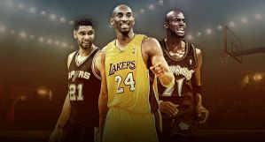 Kobe Bryant, Tim Duncan, Kevin Garnett lead star-studded Basketball Hall of Fame class