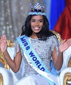 """""""I have not tested positive for the Coronavirus"""" says Miss World"""