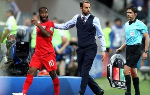 England manager Gareth Southgate says Raheem Sterling likely for Sunday's euro 2020 qualifier