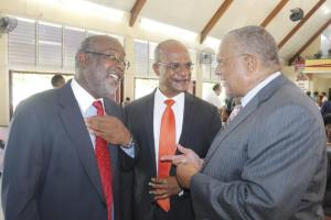 PNP says reconciliation going well, following brutal presidential clash