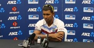 Denesh Ramdin retained as captain