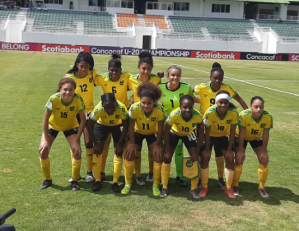 Marlee Fray scores three as Under 20 Reggae Girls battle to 4-all draw with Guatemala