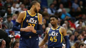 NBA suspends season after Utah Jazz player tests positive for coronavirus