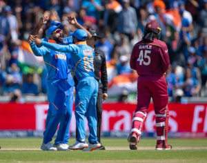 Windies crash out of World Cup after defeat to India