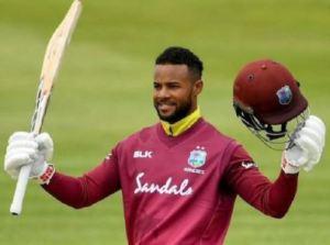 West Indies batsman Shai Hope says he is under no pressure ahead of Ireland series