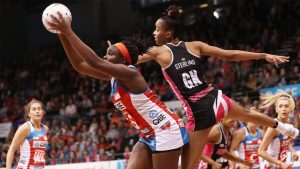 Record-equaling Shamera Sterling unable to stop Thunderbirds defeat