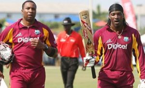 West Indian cricketers dominate the Espn Cricinfo T/20 team of the decade