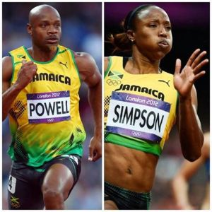 Asafa Powell & Sherone Simpson return to competitive action next week in Jamaica?