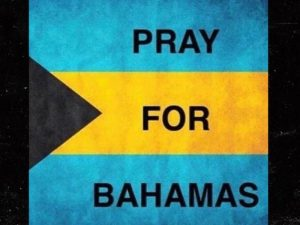 Entertainers unite for Bahamas relief