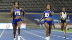Elaine Thompson and Shelly-Ann Fraser Pryce heads Jamaica's team to the Pan Am Games