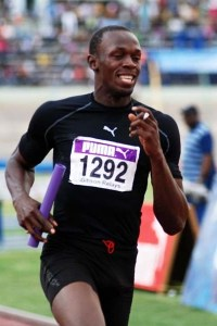 Bolt opens season at Gibson Relays, Calabar posts sizzling 39.25 record in 4×100 metres relay