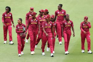 Windies Women finish third in Group B after South Africa match abandoned