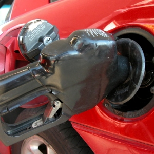 Gas prices trending down