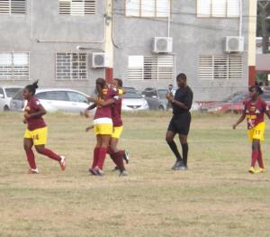 St Jago, along with Steths and Camperdown secure victories in ISSA School Girls Football action