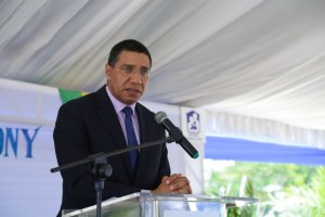 PM says Jamaica's room stock could reach 50,000 hotel rooms in the next decade
