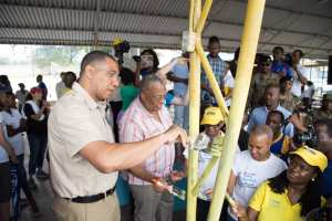 Holness touts benefits of Labour Day