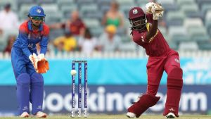 Taylor leads Windies Women to win over Thailand at ICC Women's T20 World Cup