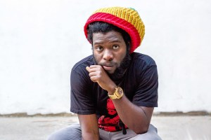 Iba Mahr joins Marley brothers for 'Stay Positive'
