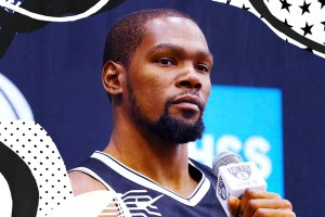 Kevin Durant among four Nets players to test positive for coronavirus