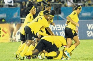 Under 15 Reggae Girls top Group C in Cayman