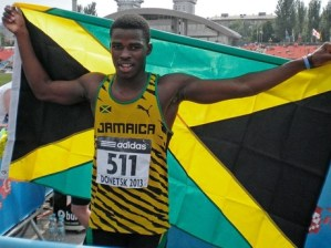 No Michael O'Hara or Jonielle Smith in 100m at World Junior Games
