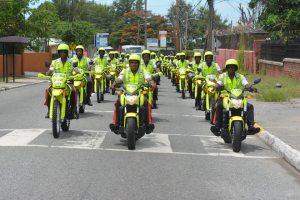 JCF Launches Public Safety And Traffic Enforcement Branch