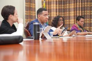 PM Holness: Government putting measures in place to deal with Coronavirus