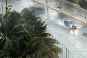 Met Service predicts 25 mm of rainfall this weekend